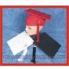 Graduation Cap -Deluxe
